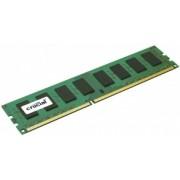 Memoria RAM Crucial DDR3, 1600MHz, 4GB, ECC, CL11, 1.35v