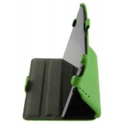 Synthetic Leather Flip Case with Multi-Angle Tilt Stand for Asus Google Nexus 7 2012 - Asus Leather Flip Case (Green)
