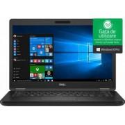 Laptop Dell Latitude 5490 Intel Core Kaby Lake R (8th Gen) i7-8650U 256GB SSD 8GB Win10 Pro FullHD Tast. ilum. Bonus Bundle Software + Games