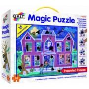 Magic Puzzle - Casa bantuita 50 piese