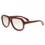 Earth Wood Sunglasses Cannon 065r Unisex