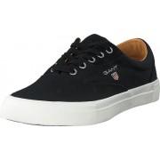 Gant Hero G00 Black, Skor, Sneakers & Sportskor, Låga sneakers, Svart, Herr, 46