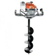 MTL 51 Oleo-Mac Foreza de pamant , putere motor 2.1 Cp , greutate 9.1 Kg , diametru de gaurire maxim 20 cm