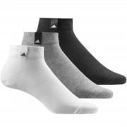 Sosete unisex adidas Performance Ankle 3 Pairs AA2485