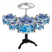 Alcoa Prime Children's Random Color Shelf Drum Percussion Kid's Musical Instruments Toy
