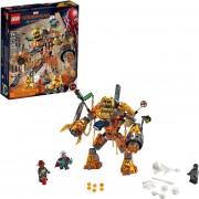 LEGO Building Kit Molten Man Super Heroes