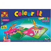 Toysbox Colour It - Wipe It ( Sports )