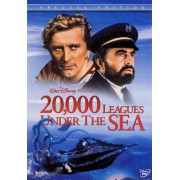 20,000 Leagues Under the Sea [2 Discs] [DVD] [1954]