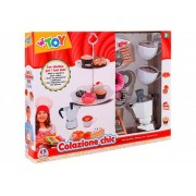 SET CAFEA CU DIVERSE ACCESORII - GLOBO (GL38936)