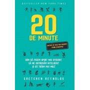 20 de minute. Cum sa facem sport mai eficient, sa ne antrenam inteligent si sa traim mai mult