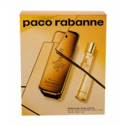 Paco Rabanne 1 Million 100Ml Edt 100 Ml + Edt 20 Ml Per Uomo