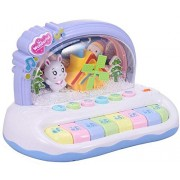 Vivir High Quality Lights and Musical Snow Piano Toys for Kids ( Toys for 3 Year Old Boy and Girl )