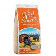 1кг Wild Elements, суха храна за кучета с пуешко