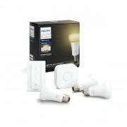 Philips Hue White Ambiance 3 Bulb+Switch+Bridge