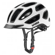 Uvex City E - casco bici - White