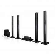 LG LHB655NW Home Cinema 5.1 BluRay 3D 1000W