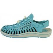 KEEN Sandale pentru femei Uneek Aqua Mare / Pastel Turcoaz 37