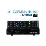 ZGEMMA H5.2S+ COMBO HD HA TUNER DVB-S2X E T2, PER RICEVERE FEED MULTISTREAM HEVC: DECODER ZGEMMA