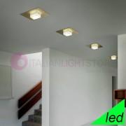 Braga Illuminazione Candy Plafoniera Led Moderna L. 30 Design