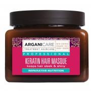 Arganicare Masque réparateur et nutritif Kératine tous types de cheveux - 400 ml