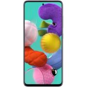 """Telefon Mobil Samsung Galaxy A51, Procesor Octa-Core 2.3GHz / 1.7GHz, Super AMOLED 6.5"""", 4GB RAM, 128GB Flash, 48+12+5+5MP, Wi-Fi, 4G, Dual Sim, Android (Negru) + Cartela SIM Orange PrePay, 6 euro credit, 6 GB internet 4G, 2,000 minute nationale si intern"""