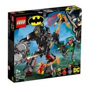 LEGO Super Heroes, Robotul Batman contra Robotul Poison Ivy 76117