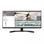 "Монитор LG 34UM88C-P, 34"" (86.36 cm), IPS панел, 5ms, UWQHD, 5 000 000:1, 300 cd/m2, 2x HDMI, DisplayPort, USB"