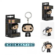 Embernation Funko Pop Game of Thrones Jon Snow Keychain Action Figure Collectible (with box!)