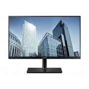 "Samsung Monitor Professionale 24"" Samsung Ls24h850qfuxen Led Wqhd Usb Hdmi Refurbished Nero"
