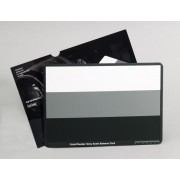 X-Rite ColorChecker Grey Scale Balance Card (3 step)