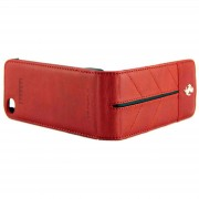 Officially Licensed Ferrari iPhone 4/4s Leather Case w/ Battery