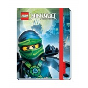 Bullyland LEGO® Ninjago Notizbuch mit Gummiband