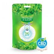 BioActif Pastilles de CBD à la Menthe (50 x 5 mg) (Bioactif)