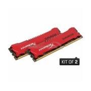 MEMORIE DDR3 16GB PC-14900 1866MHZ CL9 (KIT 2X8GB) SAVAGE RED