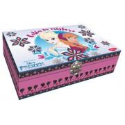 Jurnal cu lacat si cutie Daco Frozen JR005FRZ