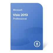 Visio 2013 Professional (D87-05414) elektroniczny certyfikat