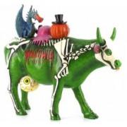 Obiect Decorativ Personalizat Vacuta Dracula Cadou Deosebit Traznit Glumet Amuzant Hazliu