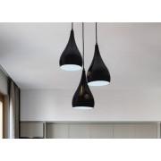 Valott Hanglamp Modern Zwart Kegel Aluminium - Valott Matias