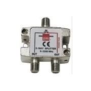 Splitter 2-vägs 5-2400 MHz