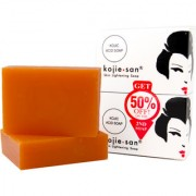 Kojiesan SKIN LIGHTING SOAP 2 in 1 135g each (Pack Of 1)