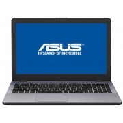 "Ultrabook™ ASUS VivoBook 15 X542UF-DM143 (Procesor Intel® Core™ i5-8250U (6M Cache, up to 3.40 GHz), Kaby Lake R, 15.6"" FHD, 8GB, 256GB SSD, nVidia GeForce MX130 @2GB, Endless OS, Gri)"