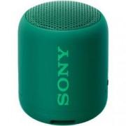 Sony Bluetooth® reproduktor Sony SRS-XB12 outdoor, prachotěsný, vodotěsný, zelená