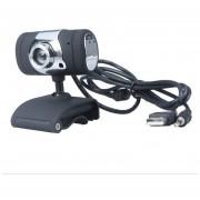 Cámara de ordenador micrófono incorporado curso online de videoconfere