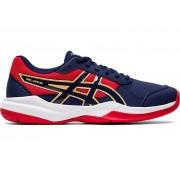 Asics Game 7 GS junior tennisschoenen - Marine - Size: 36