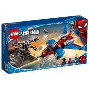SPIDERJET CONTRA ROBOTUL VENOM - LEGO (76150)