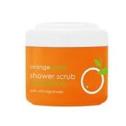 Crema corp exfolianta de dus cu microgranule si unt de portocale ziaja 200 ml