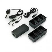 Zebra QLn кредъл за зареждане на батерията, ZQ500, ZQ600, 6 слота