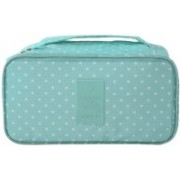 Shopo Bra Underwear Pouch Makeup Cosmetic Storage Bag Portable Luggage Case Travel Toiletry Kit(Multicolor)