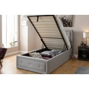 """FTA Furnishing £249 instead of £320 for kids single ottoman bed frame, £339 for a single bed frame and 6""""memory foam mattress, £349 for a bed frame and 8"""" memory foam mattress or £335 for a bed frame and sprung mattress. - save up to 22%"""