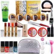 Adbeni 3in1 Jewel Facial Kit & Neem Face Wash Combo Pack of 21 GCI599